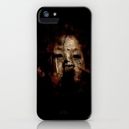 Born in a Burial Gown iPhone Case