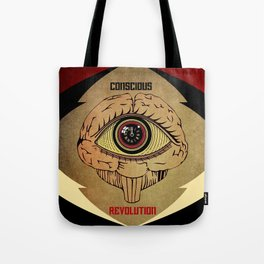 Concious Revolution  Tote Bag
