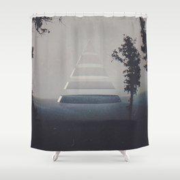 PYRAÇ Shower Curtain