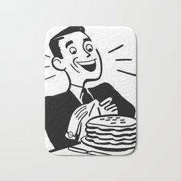 Pancake Time!! Bath Mat