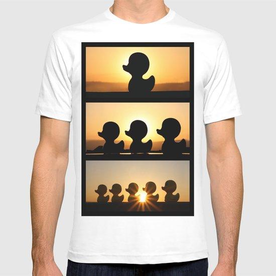 Ducks Ducks Ducks! T-shirt