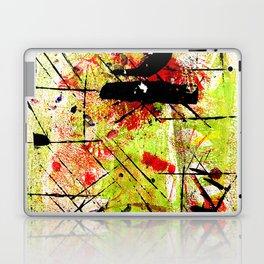 In The Falling Rain Laptop & iPad Skin