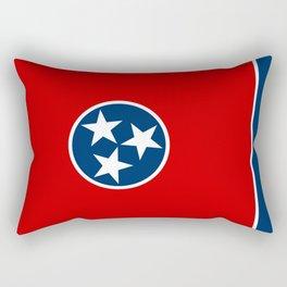 Tennessee State flag Rectangular Pillow