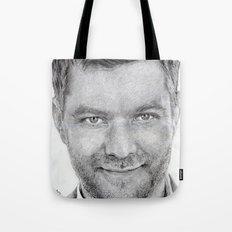 Joshua Jackson ~ Peter Bishop Tote Bag
