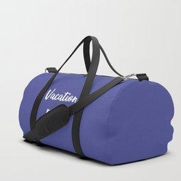 The Vacation Art II Duffle Bag