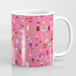 Frozen Treats Coffee Mug