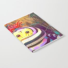 Psychedelic Monster Notebook
