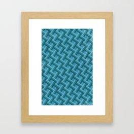 Jetpacks Pattern  Framed Art Print