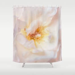 Lovely as a Rose Shower Curtain