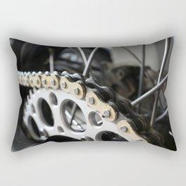 Chains Rectangular Pillow