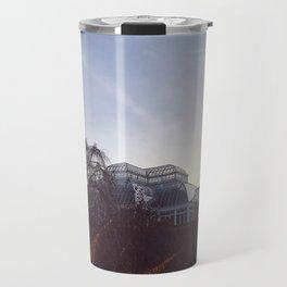 the greenhouse Travel Mug