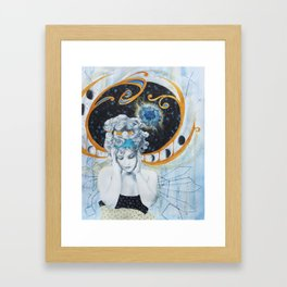 On My Mind Framed Art Print