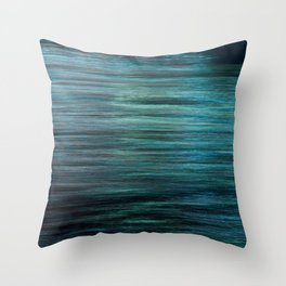 Night Light 138 - Ocean Throw Pillow