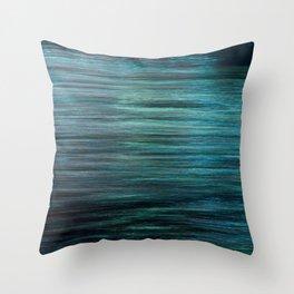 Night Light 138 - Ocean Throw Pillow
