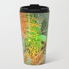Australian Scaly Breasted Lorikeet Travel Mug