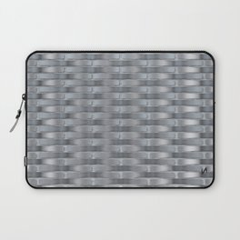 Woven_001 Space Grey Laptop Sleeve