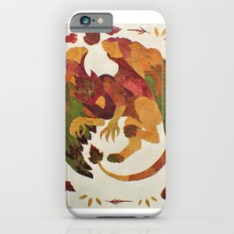 Leaf Griffin iPhone Case