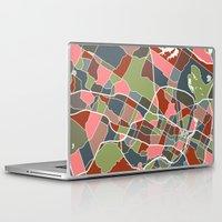 texas Laptop & iPad Skins featuring Austin Texas + by Studio Tesouro