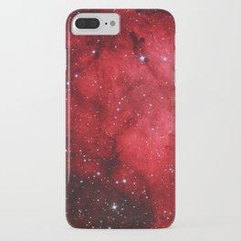 Emission Nebula iPhone Case