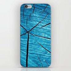 wood abstract II iPhone & iPod Skin
