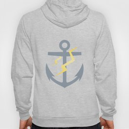 Stormy Nautical Pattern 1 Hoody