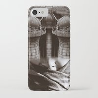industrial iPhone & iPod Cases featuring Industrial by Cash Mattock