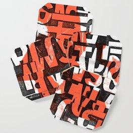 Dyslexia Coaster