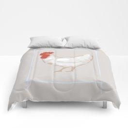 Of the chicken Comforters