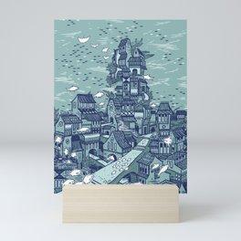 The Deep Mini Art Print