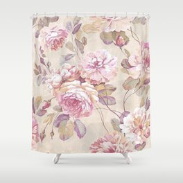 ROSES-221218/1 Shower Curtain