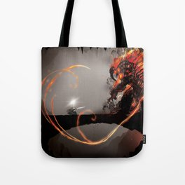 Shall not Tote Bag