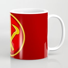 Workers Party of Korea emblem symbol Coffee Mug