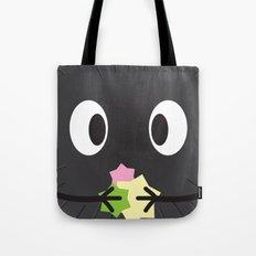 Soot Block Tote Bag