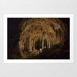 Carlsbad Caverns XVI Art Print