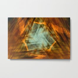 Heaven From Hell Metal Print