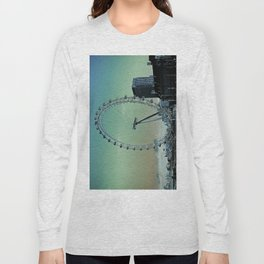 London Eye Art Long Sleeve T-shirt