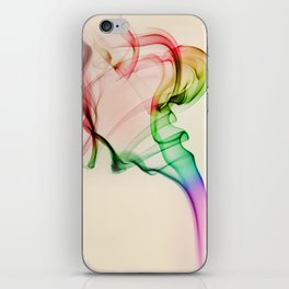 Smoke compositions VI iPhone Skin