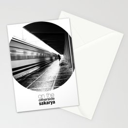 on the otherside. Stationery Cards
