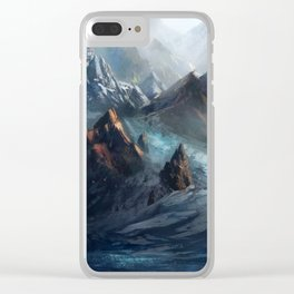 Himalayan Clear iPhone Case