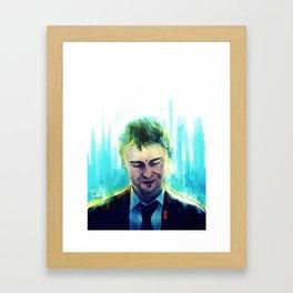 It's a Godawful Small Affair Framed Art Print
