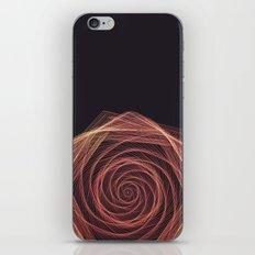 Geometric Rose iPhone & iPod Skin