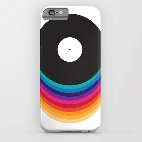 Happy Music iPhone & iPod Case