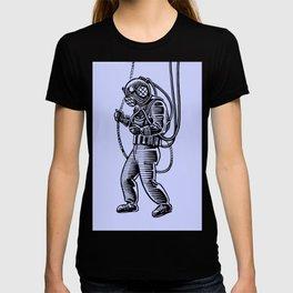 Vintage Deep Sea Diver T-shirt