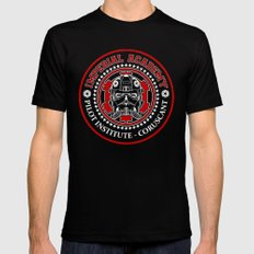 Imperial Academy Black Mens Fitted Tee X-LARGE
