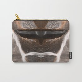 Alien Tribal Mask Carry-All Pouch