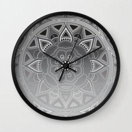 Mandala my new creation XI Wall Clock