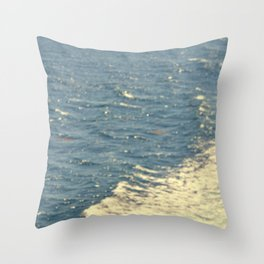 Sea Adventure - Ocean Crossing II Throw Pillow