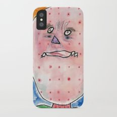 I feel ill Slim Case iPhone X