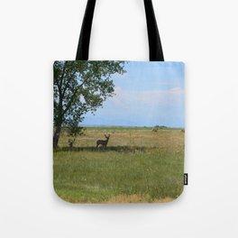 Summer Frolic Tote Bag