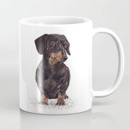Dog-Dachshund Coffee Mug